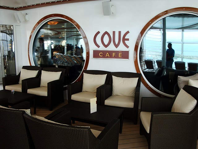 Cove Cafe Sign