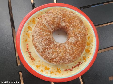 Croissant Doughnut