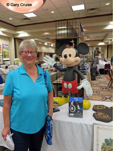 Carol and Mickey