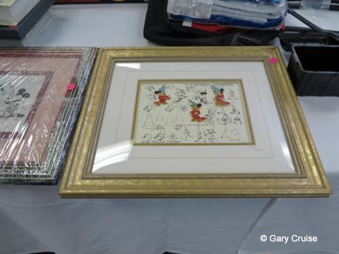Lots of framed art for sale!
