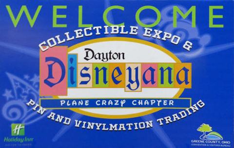 Dayton Disneyana 2015 Sign