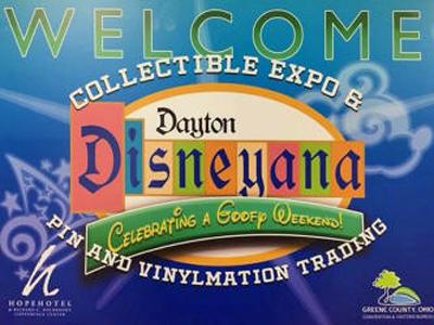 Dayton Disneyana Sign