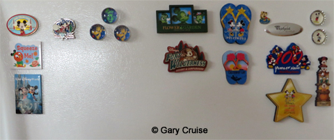 Disney Refrigerator Magnets