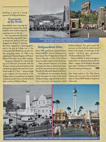 Disney Magazine Spring 2005 page 65
