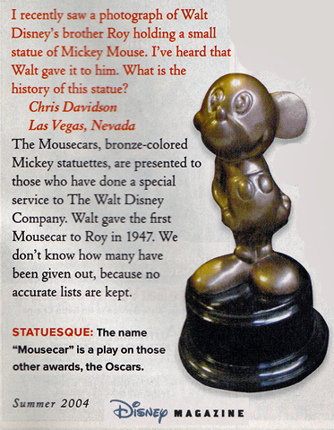 Disney Magazine Summer 2004