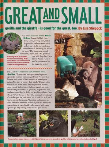 Disney Magazine Winter 2003-04 pg 37
