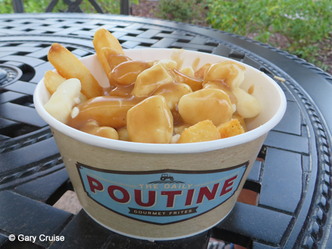 Disney Springs Poutine
