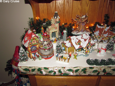Our Disney Christmas Village (All Ears® Guest Blog)