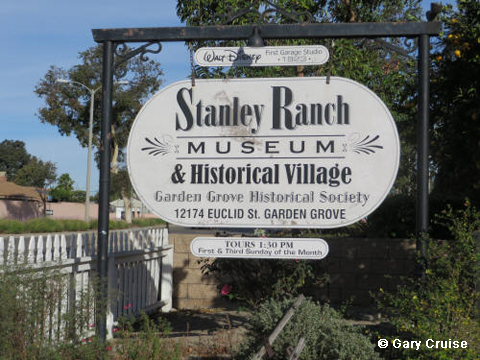 Stanley Ranch Museum