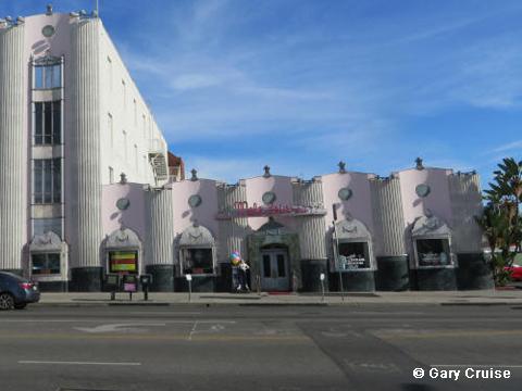 Max Factor building