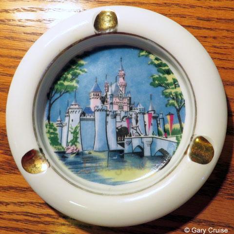 Disneyland Ash Tray