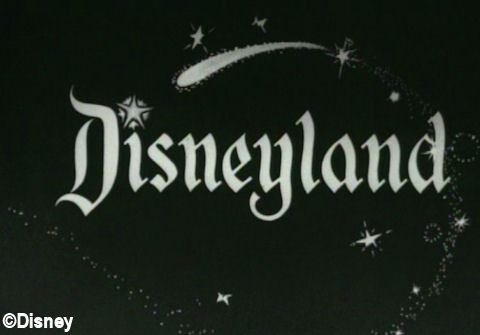 Disneyland TV Show Logo