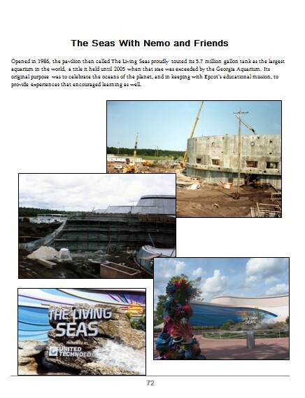 The Living Seas - Unearthing Hidden Treasures:  A Review of Epcot: The First Thirty Years