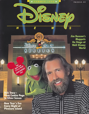 Disney News Summer 1990
