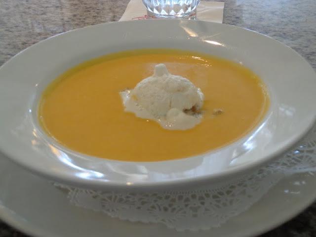GFC Butternut Squash Soup