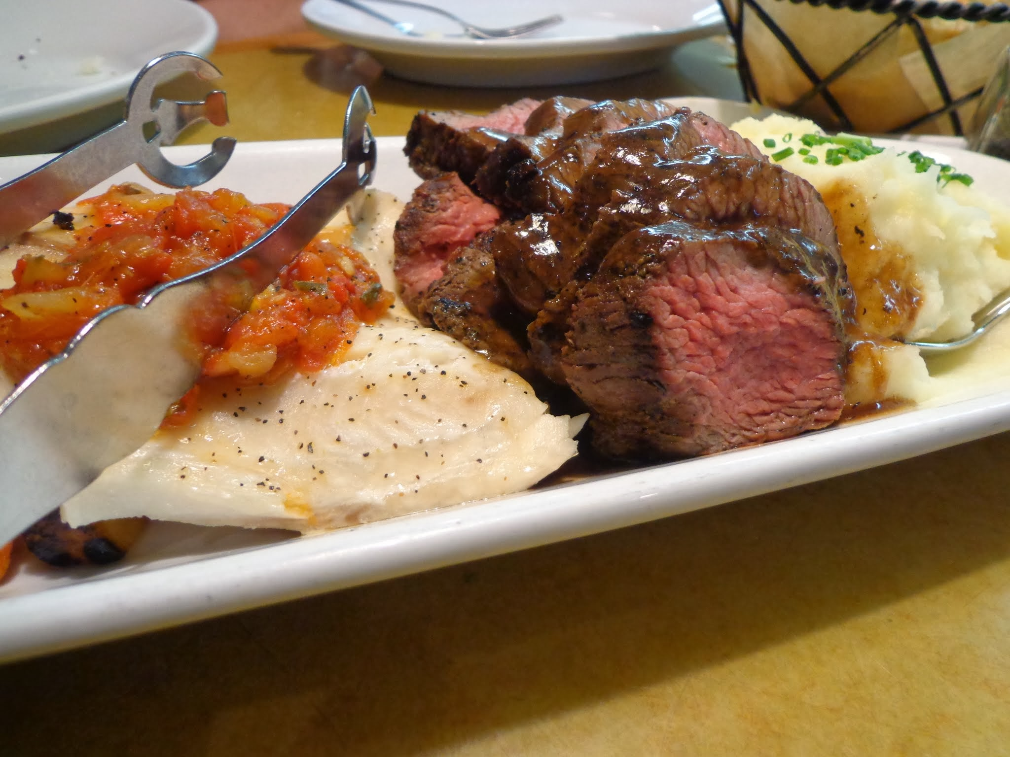 Dining Takes a Good Turn at the Garden Grill (All Ears® Guest Blog)