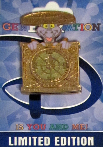 GenEARation D Figment pin
