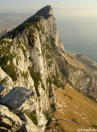 Gibraltar Mountain