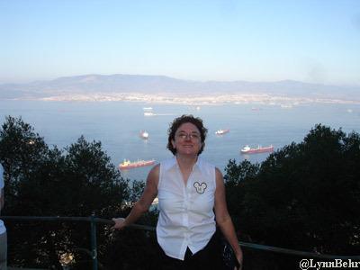 Lynn at Gibraltar