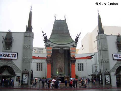 Grauman's Chinese Theatre 2006