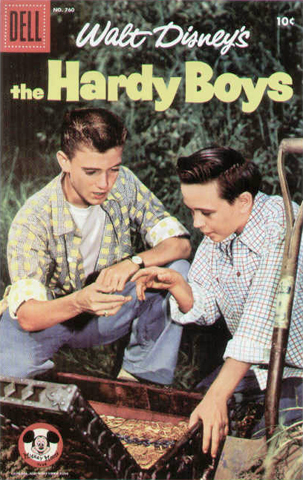 Hardy Boys comic