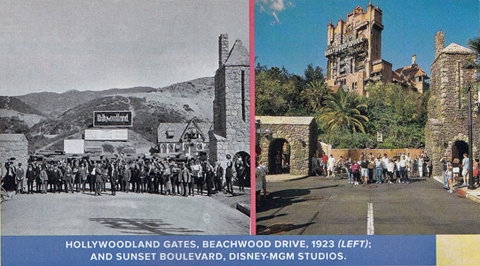 Hollywoodland Gates