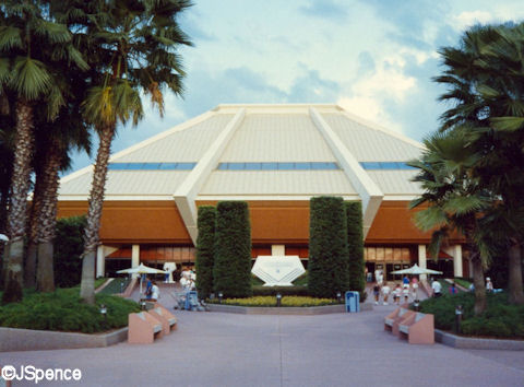 Horizons at Epcot
