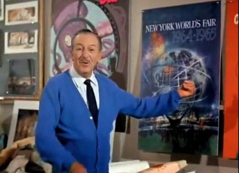 Host Walt Disney