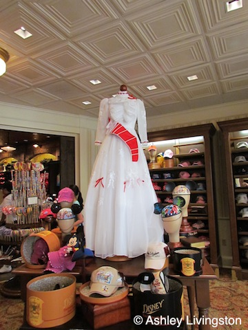 Mary Poppins dress