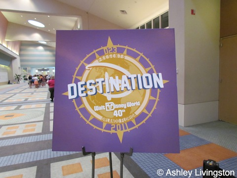 Destination D registration