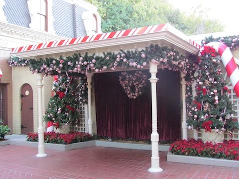 Candy Cane Garden