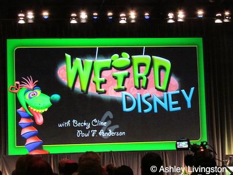 Weird Disney