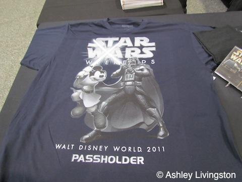 Passholder shirt