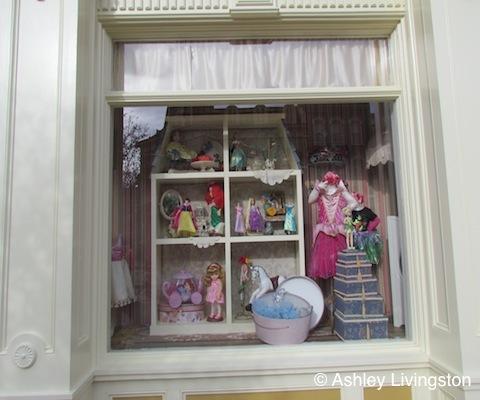 Princess window