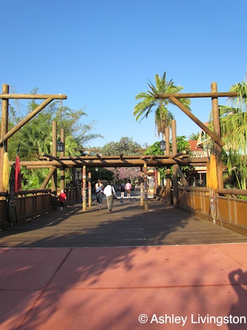 Adventureland bridge