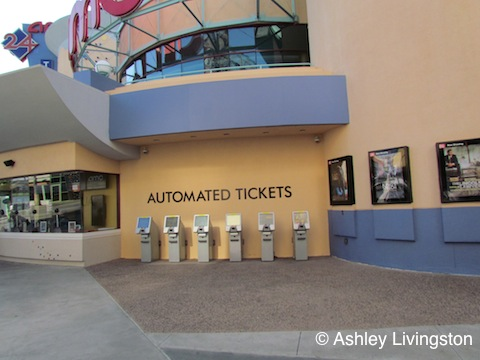 Automated ticket machines