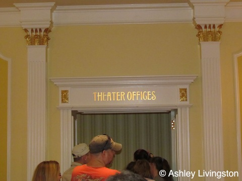 Theater office