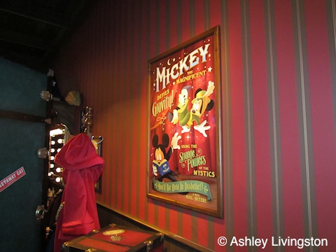 Mickey's poster