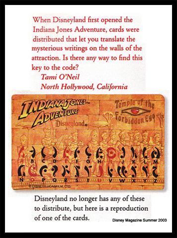 Indiana Jones Code Solution