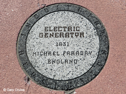 Industrial Revolution Electric Generator