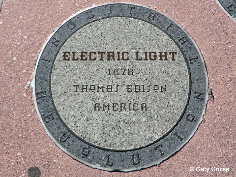 Industrial Revolution Electric Light