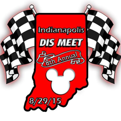 Indy Meet Pin