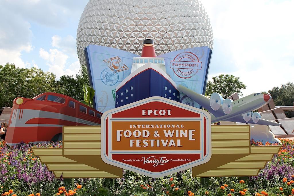 Food & Wine Signage