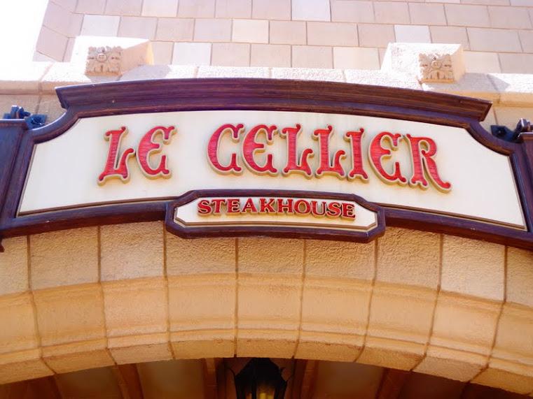 Le Cellier Sign