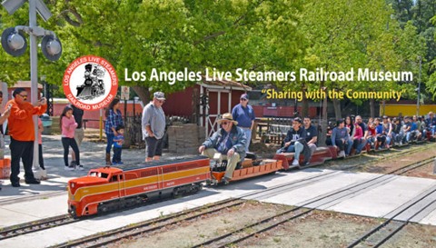 Live Steamers model train