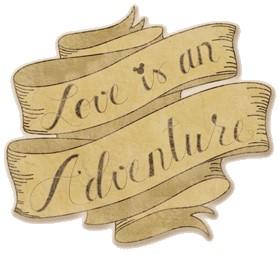 Love Is An Adventure logo