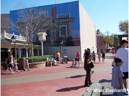 Hall of Presidents Magic Kingdom