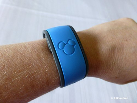 Magic_Band_on_Wrist