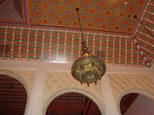 Marrakesh Ceiling