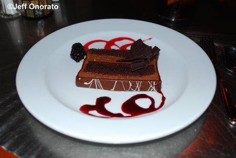 Maya Grill Chocolate Cake